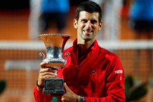 Entry list Masters 1000 Roma 2021