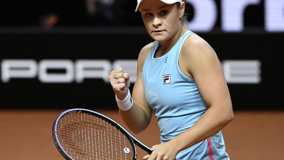 Barty Sabalenka WTA Stuttgart