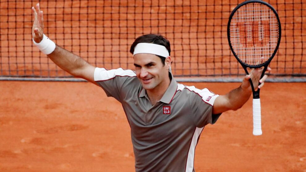 Federer participación Roland Garros