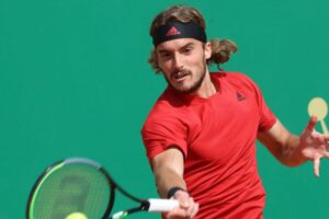 Tsitsipas Evans ATP Montecarlo