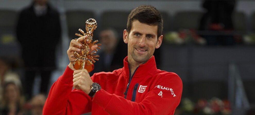 Entry list Masters 1000 Madrid 2021