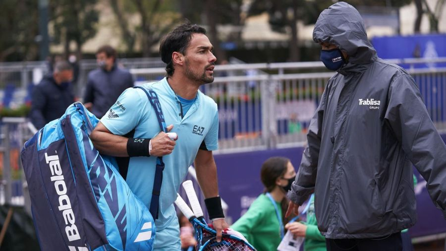 Fognini declaraciones ATP Barcelona
