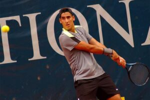Franco Feitt suspensión tenis