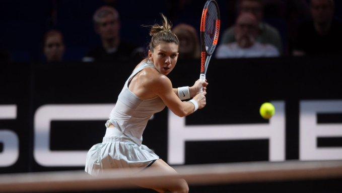 Halep Vondrousova WTA Stuttgart