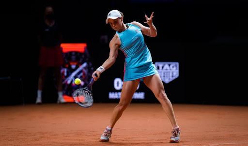 Barty Pliskova WTA Stuttgart