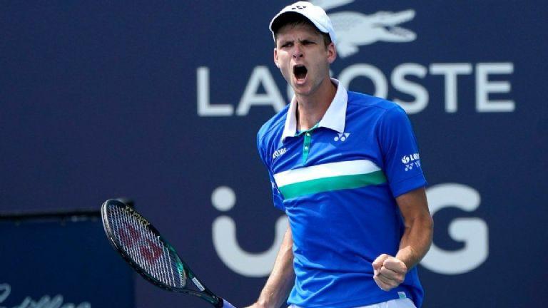 Rublev Hurkacz Miami Open