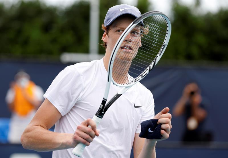 Sinner Bublik Miami Open