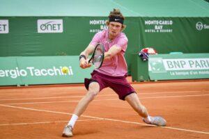 Rublev Bautista ATP Montecarlo