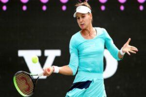 Kudermetova Kovinic WTA Charleston
