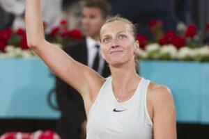 Kvitova Bouzkova WTA Madrid