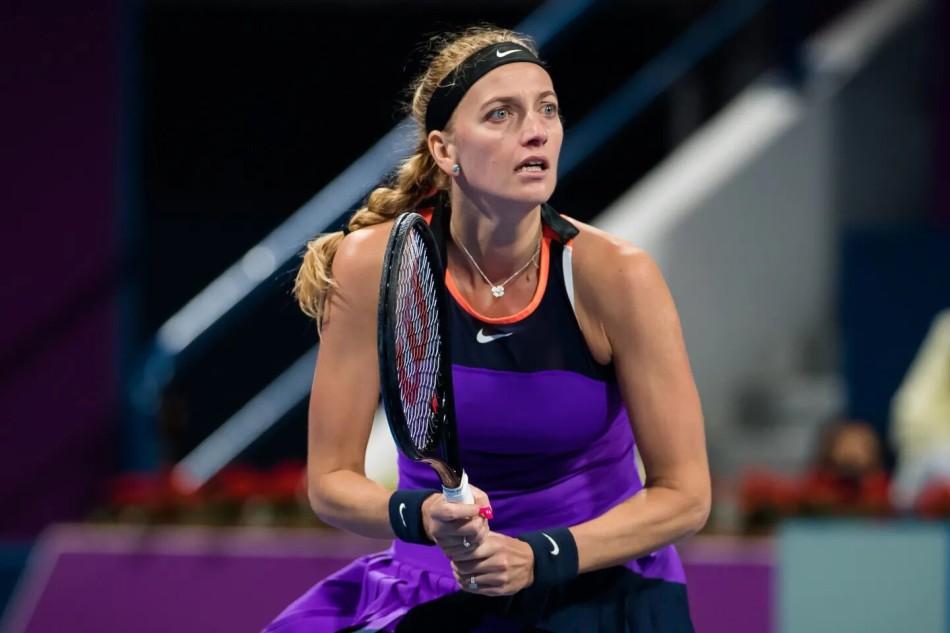 Kvitova Brady WTA Stuttgart