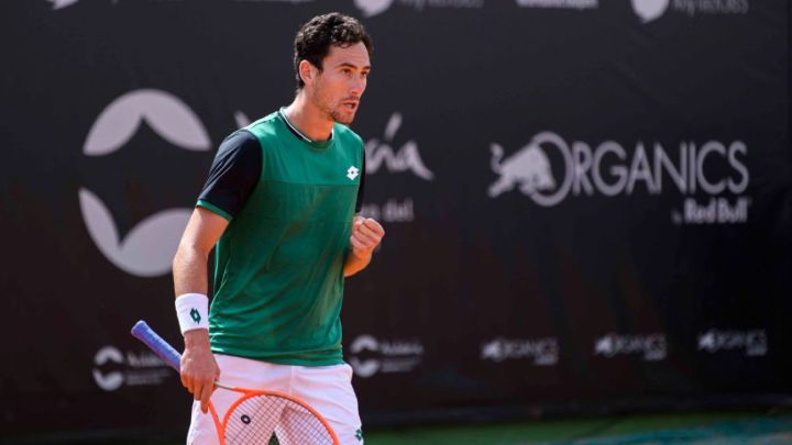 Entry list Challenger Roma dos 2021