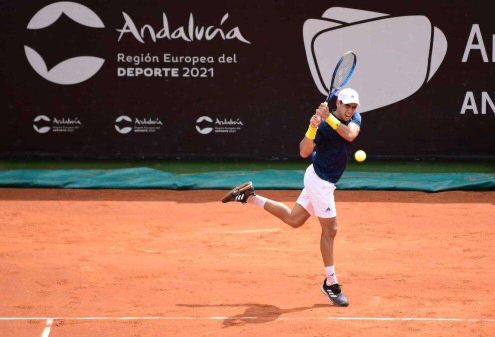 Munar Fognini ATP Marbella