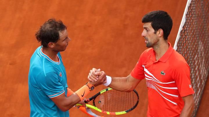 Nadal declaraciones récords Djokovic