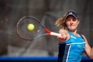 Podoroska baja WTA Madrid