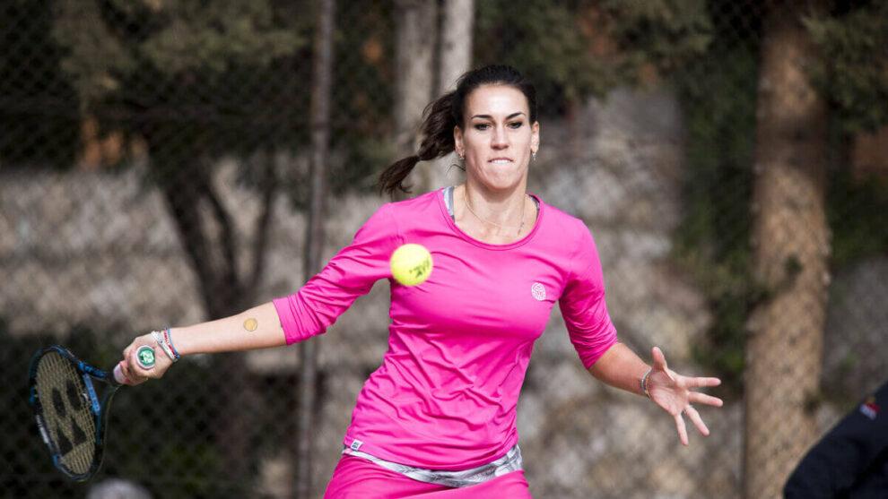 Párrizas Bucsa WTA Bogotá