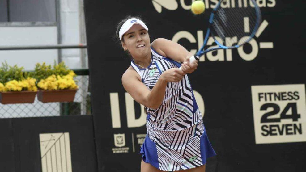 Osorio Zidansek WTA Bogotá