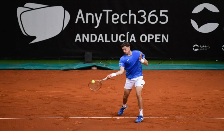 Carreño debut ATP Marbella