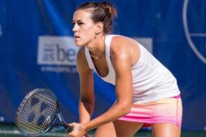 Párrizas Golubic WTA Estambul