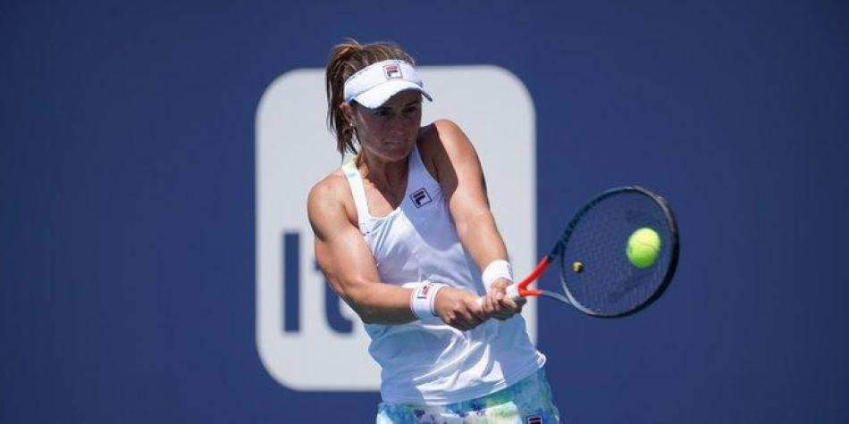 Podoroska baja WTA Bogotá
