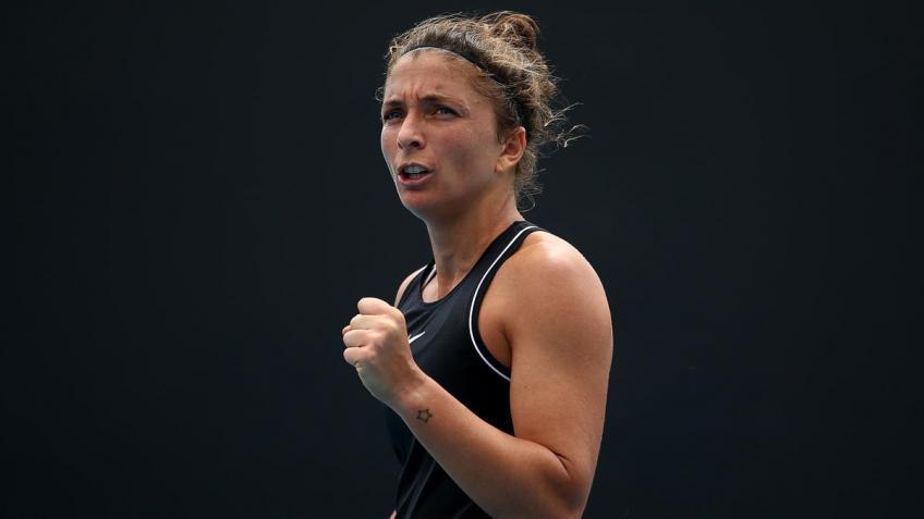 Errani Bolsova WTA Bogotá