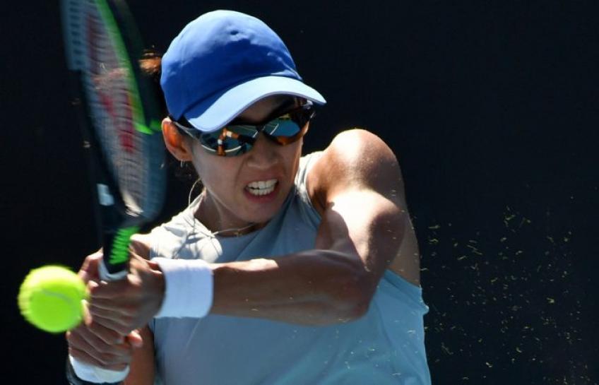 Sharma Jabeur WTA Charleston