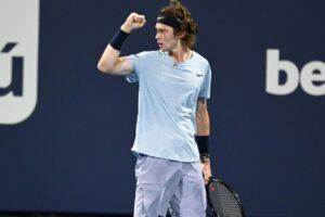 Rublev Korda Miami Open