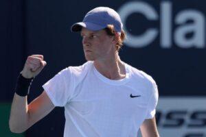 Bautista Sinner Miami Open
