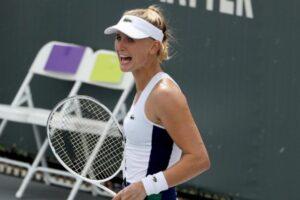 Svitolina Teichmann WTA Madrid