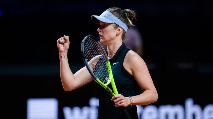 Svitolina Kerber WTA Stuttgart