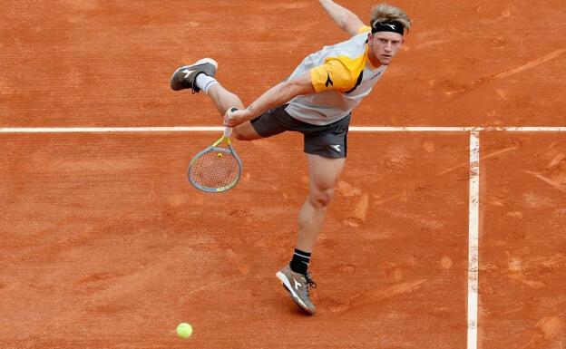 Davidovich Chardy ATP Estoril