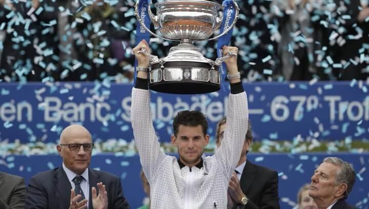 campeones Grand Slam ATP Barcelona