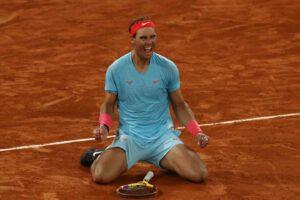 Entry list Roland Garros 2021