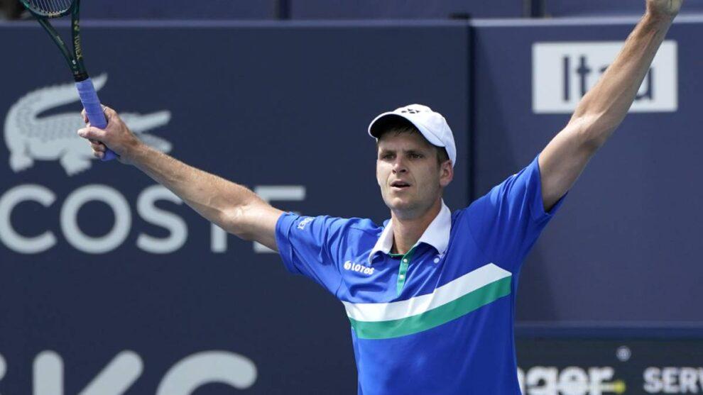 Sinner Hurkacz Miami Open