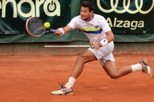 Zapata Kuznetsov ATP Barcelona