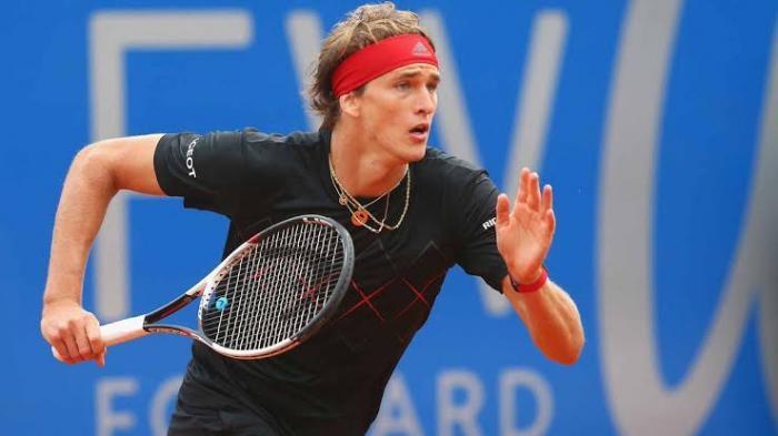 Zverev Berankis ATP Múnich