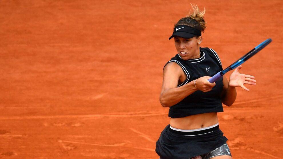 Stephens Keys WTA Roma