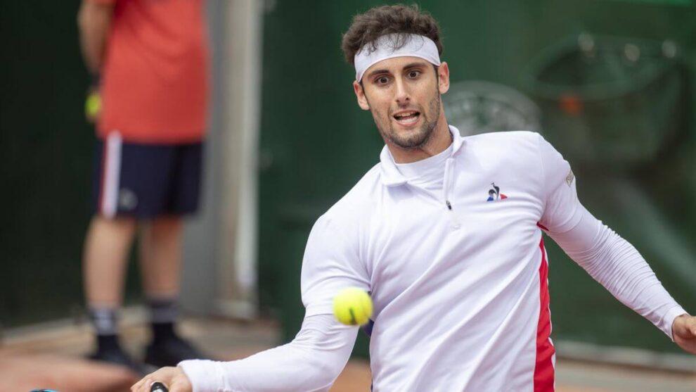 Taberner Safiullin Roland Garros