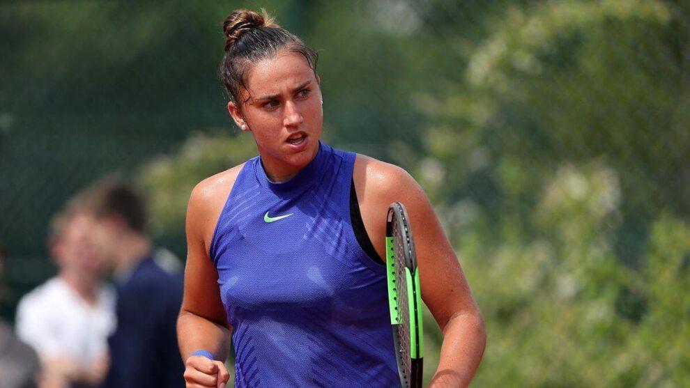 Sorribes Pera WTA Parma