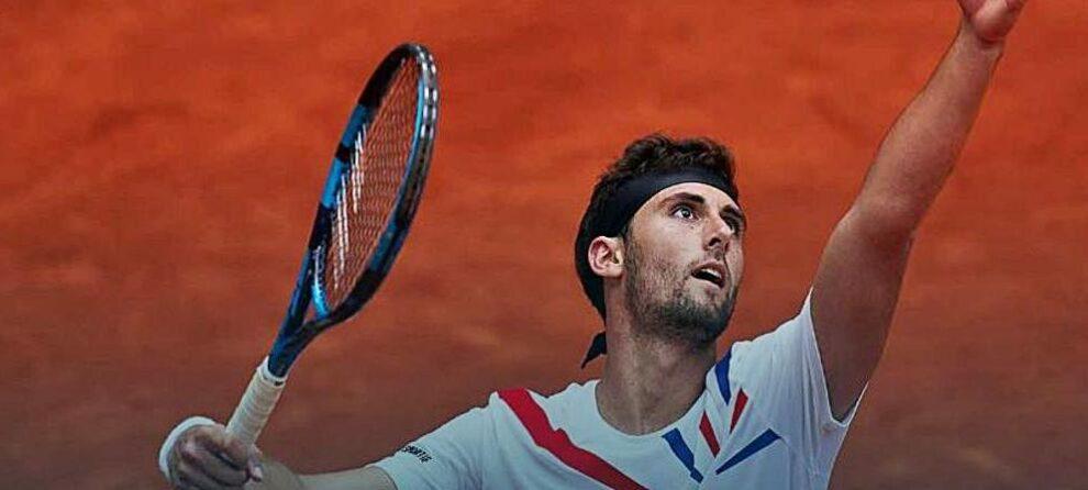 Taberner Menezes Roland Garros