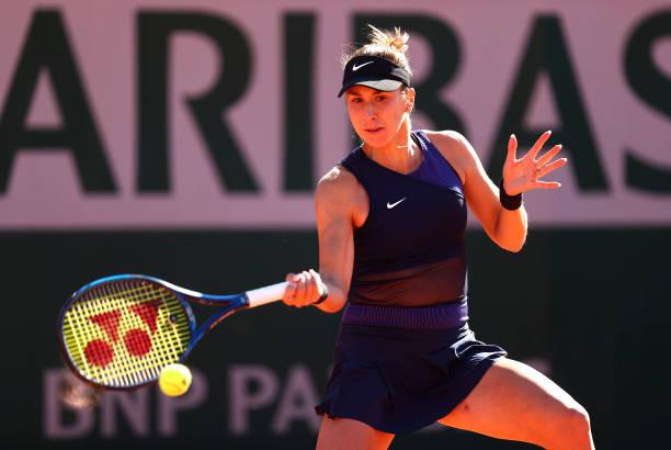 Bencic Podoroska Roland Garros 2021