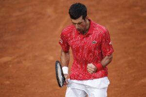 Tsitsipas Djokovic ATP Roma