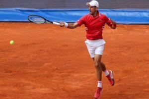 Djokovic Coria ATP Belgrado 2021