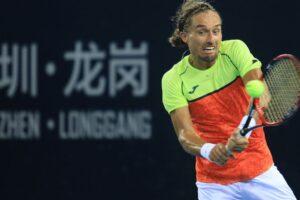 Alex Dolgopolov retiro ATP