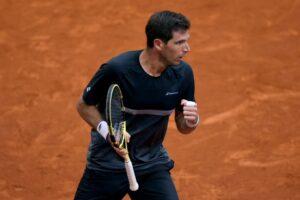 Delbonis Goffin ATP Roma
