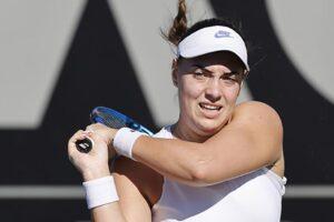 Osorio Konjuh WTA Belgrado