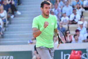 Mayer retiro Roland Garros