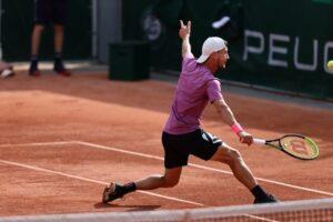 Olivo Haase Roland Garros 2021