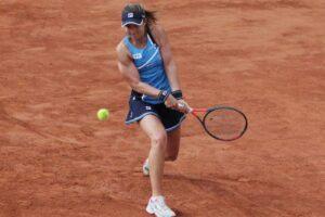 Podoroska Williams WTA Roma