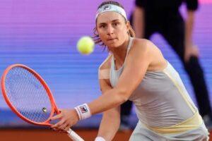 Podoroska Dodin WTA Belgrado 2021